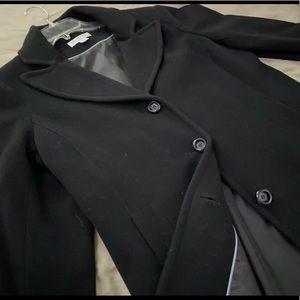 Preston & York Classic Wool Coat